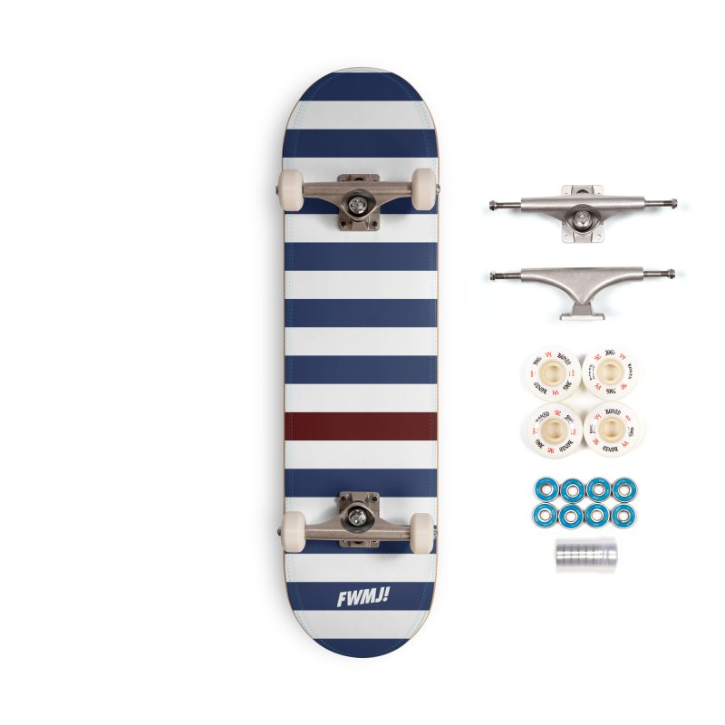 SS19 № 4 Accessories Complete - Premium Skateboard by FWMJ's Shop