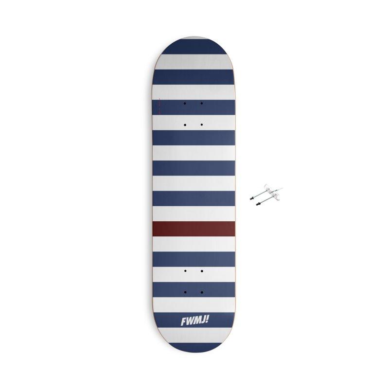 SS19 № 4 Accessories Skateboard by FWMJ's Shop