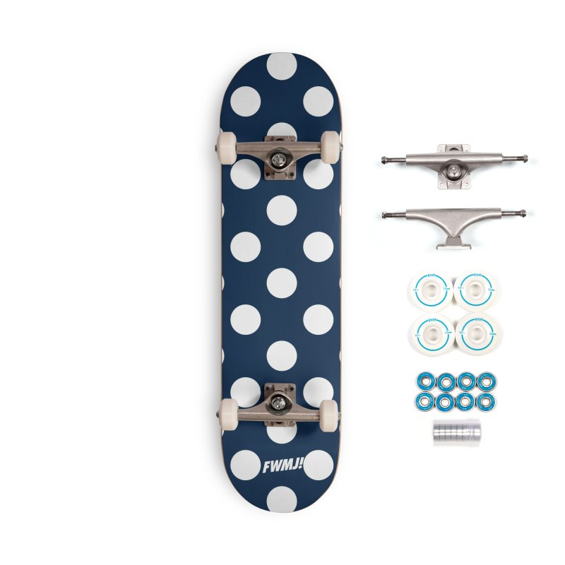 SS19 № 5 Accessories Complete - Basic Skateboard by FWMJ's Shop
