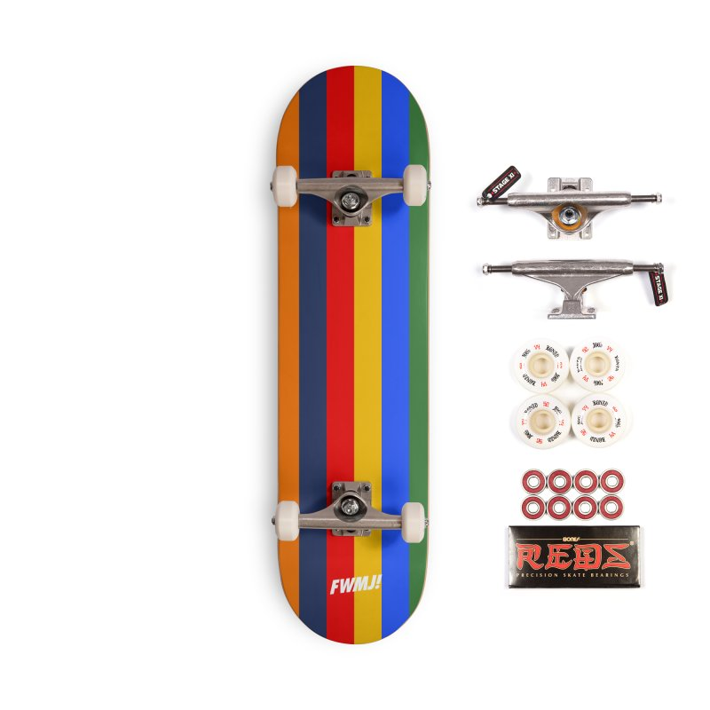 SS19 № 64 Accessories Complete - Pro Skateboard by FWMJ's Shop