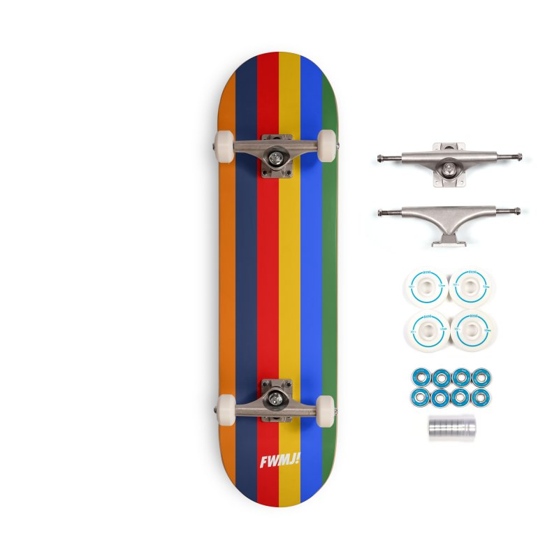 SS19 № 64 Accessories Complete - Basic Skateboard by FWMJ's Shop