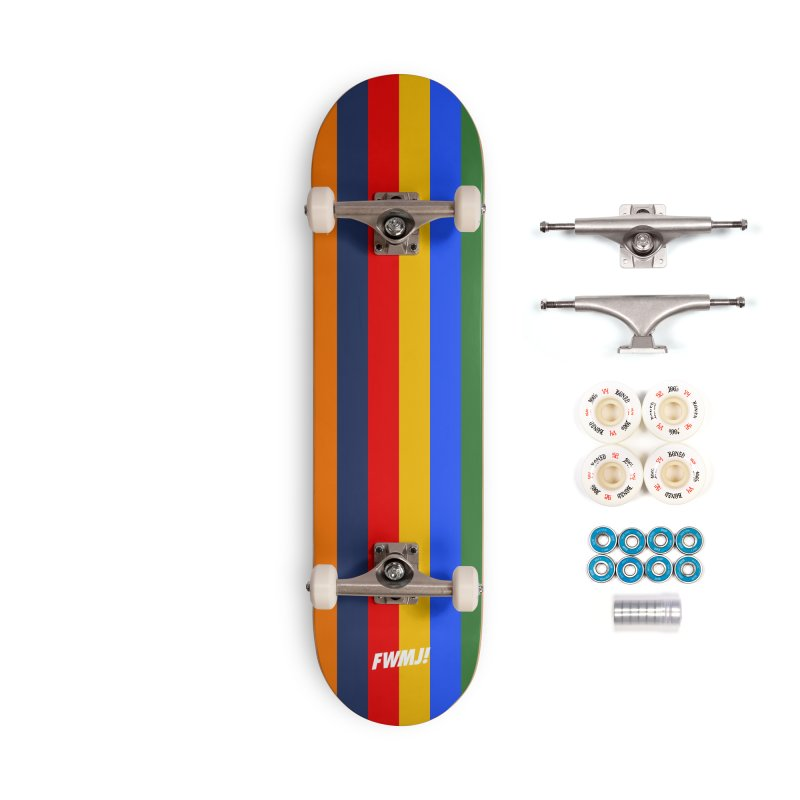 SS19 № 64 Accessories Complete - Premium Skateboard by FWMJ's Shop
