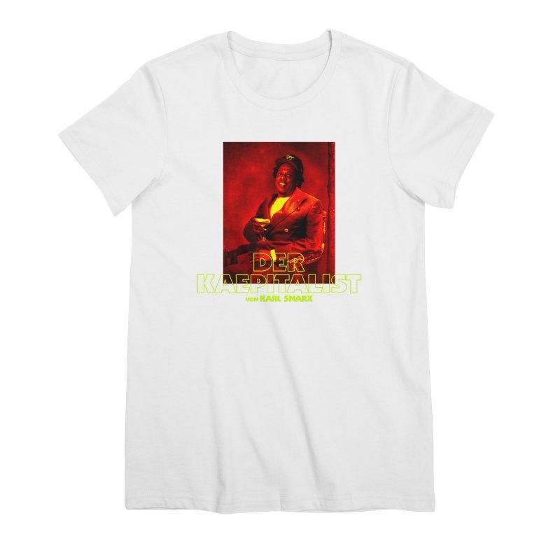 Kaepitalist Women's Premium T-Shirt by FWMJ's Shop