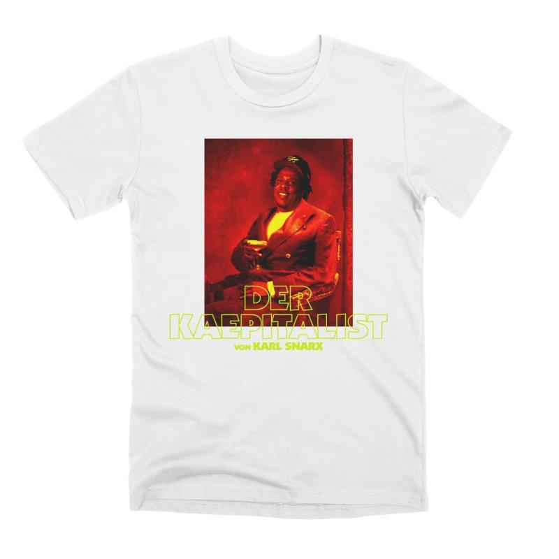 Kaepitalist Men's Premium T-Shirt by FWMJ's Shop