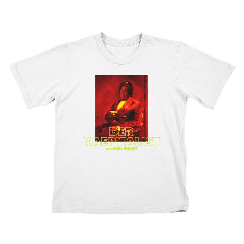 Kaepitalist Kids T-Shirt by FWMJ's Shop
