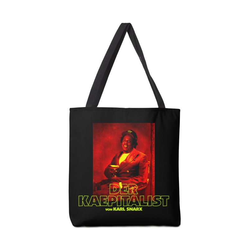 Kaepitalist Accessories Tote Bag Bag by FWMJ's Shop
