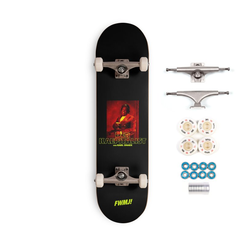 Kaepitalist Accessories Complete - Premium Skateboard by FWMJ's Shop