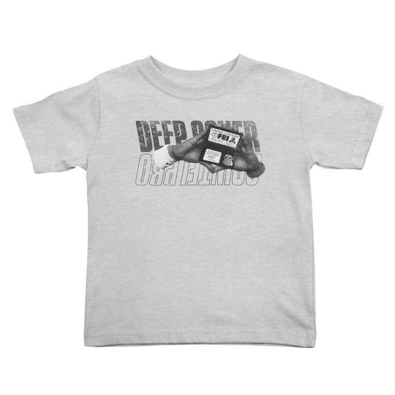 DEEP COVER Kids Toddler T-Shirt by FWMJ's Shop