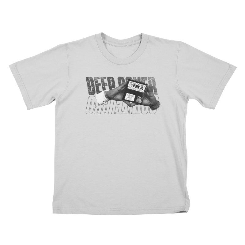 DEEP COVER Kids T-Shirt by FWMJ's Shop