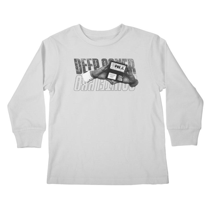 DEEP COVER Kids Longsleeve T-Shirt by FWMJ's Shop