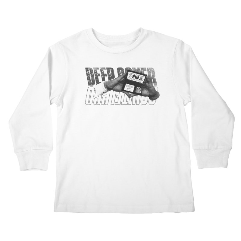 DEEP COVER Kids Longsleeve T-Shirt by FWMJ's Shop