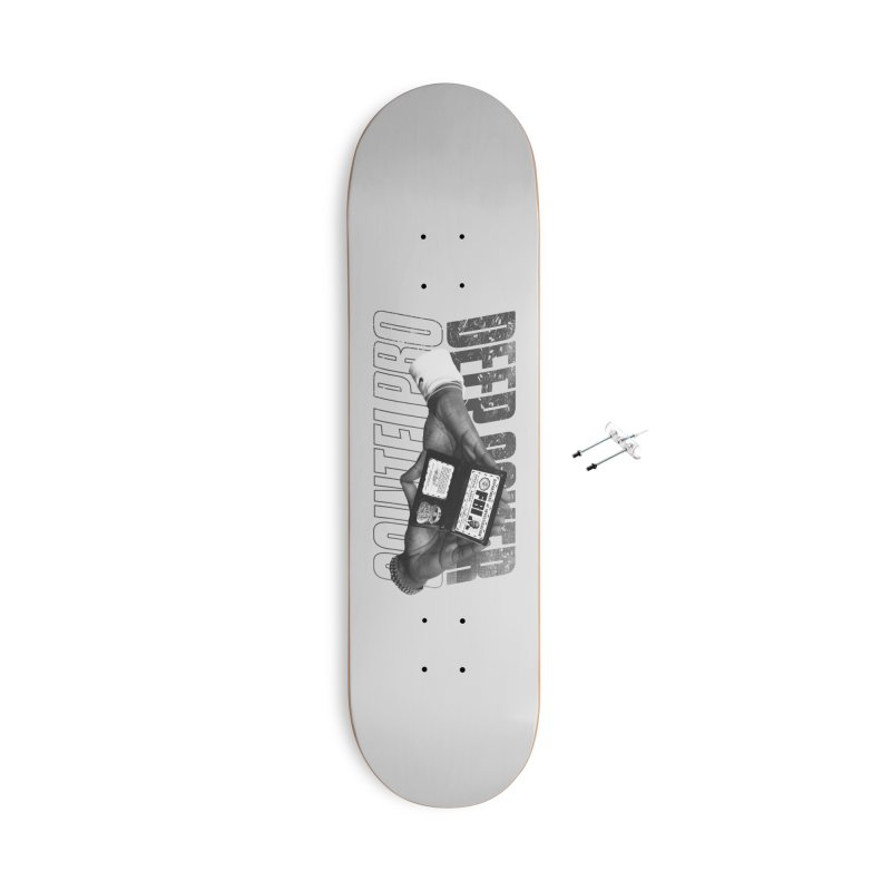 DEEP COVER Accessories With Hanging Hardware Skateboard by FWMJ's Shop
