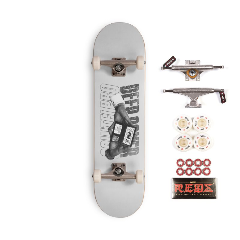 DEEP COVER Accessories Complete - Pro Skateboard by FWMJ's Shop