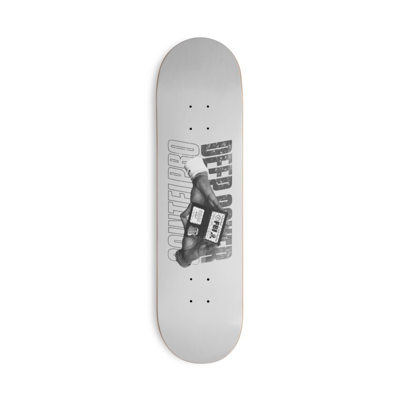 DEEP COVER Accessories Deck Only Skateboard by FWMJ's Shop