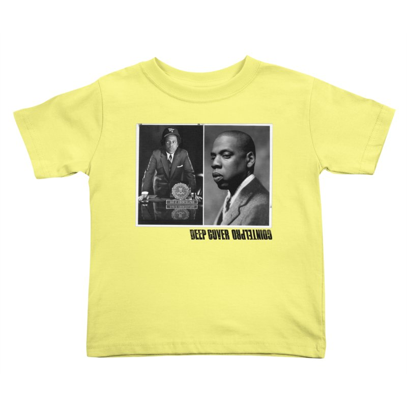 Co Intel Hov Kids Toddler T-Shirt by FWMJ's Shop