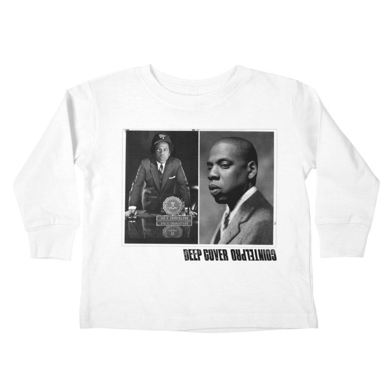 Co Intel Hov Kids Toddler Longsleeve T-Shirt by FWMJ's Shop