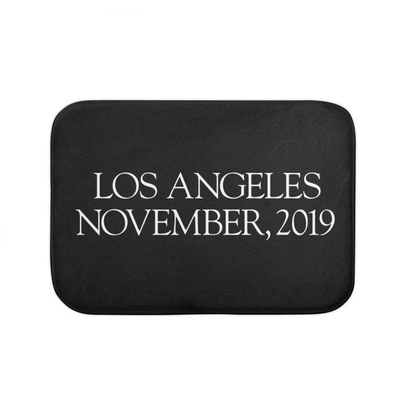 NOVEMBER, 2019 Home Bath Mat by FWMJ's Shop