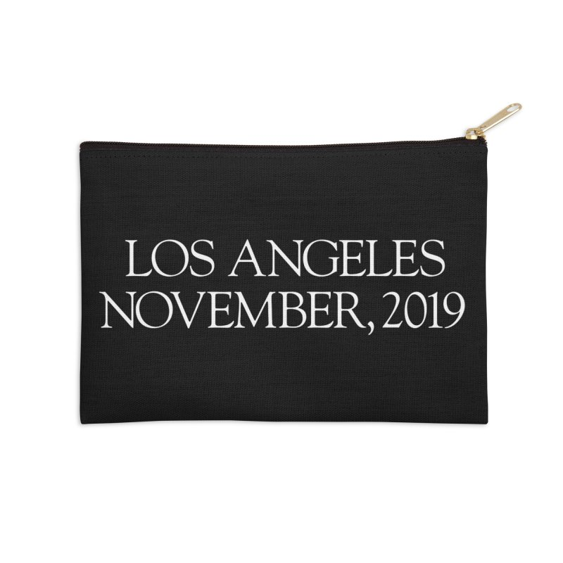 NOVEMBER, 2019 Accessories Zip Pouch by FWMJ's Shop
