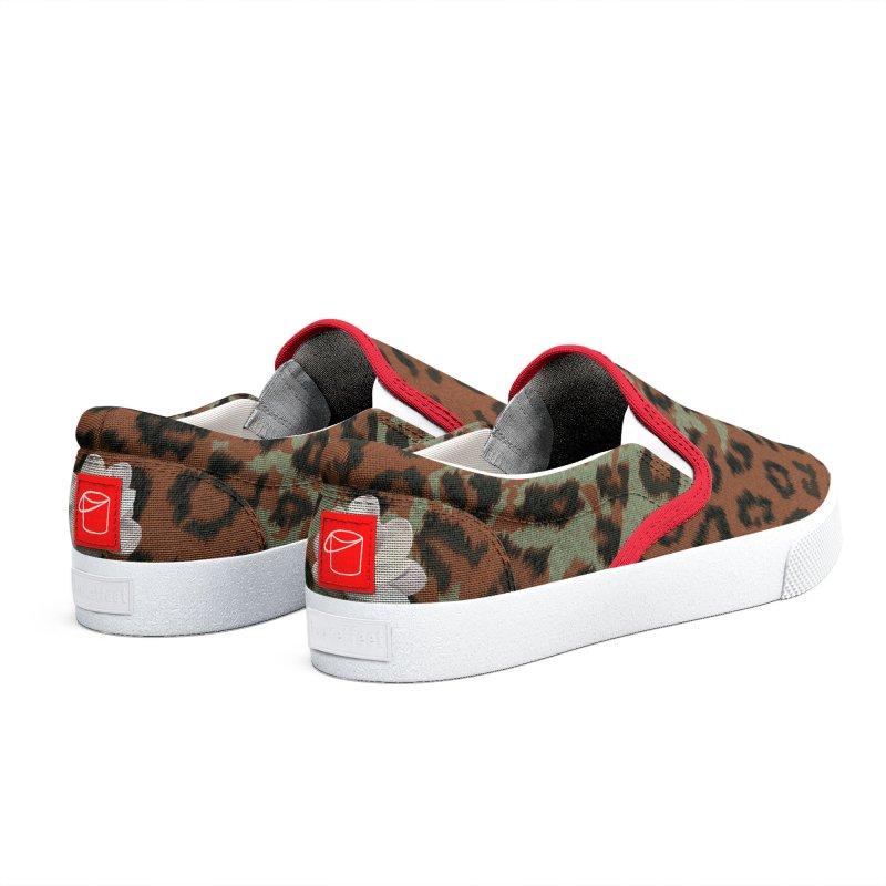 Rap Game Cat Lady № 1 Men's Shoes by FWMJ's Shop