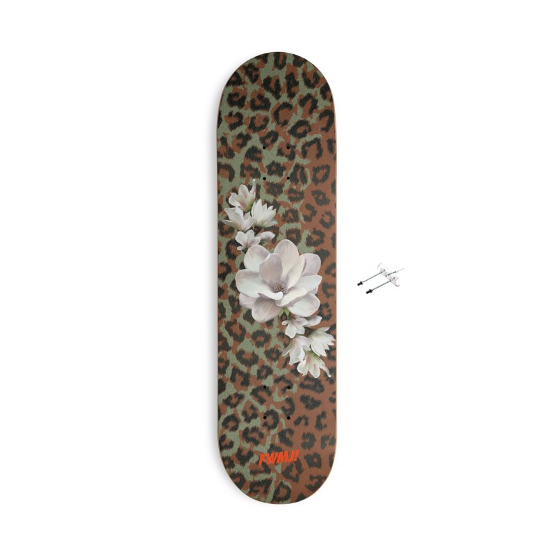 Rap Game Cat Lady № 1 Accessories With Hanging Hardware Skateboard by FWMJ's Shop