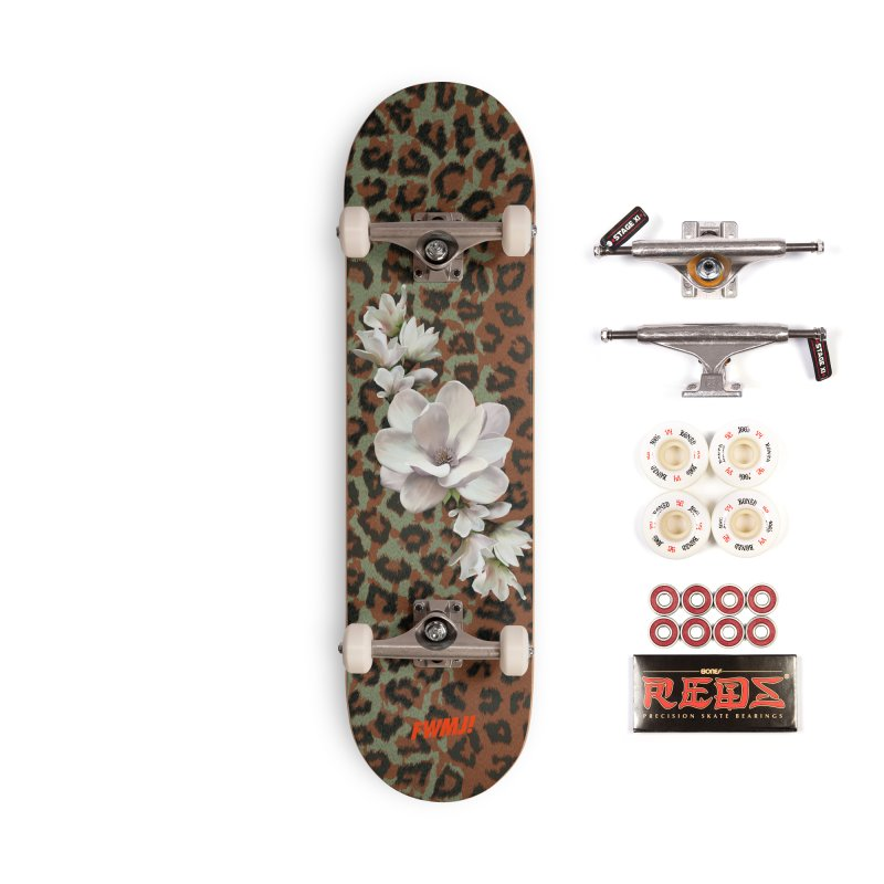 Rap Game Cat Lady № 1 Accessories Complete - Pro Skateboard by FWMJ's Shop