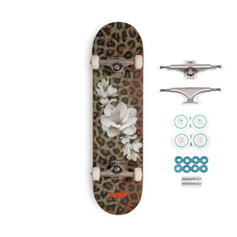 Rap Game Cat Lady № 1 Accessories Complete - Basic Skateboard by FWMJ's Shop