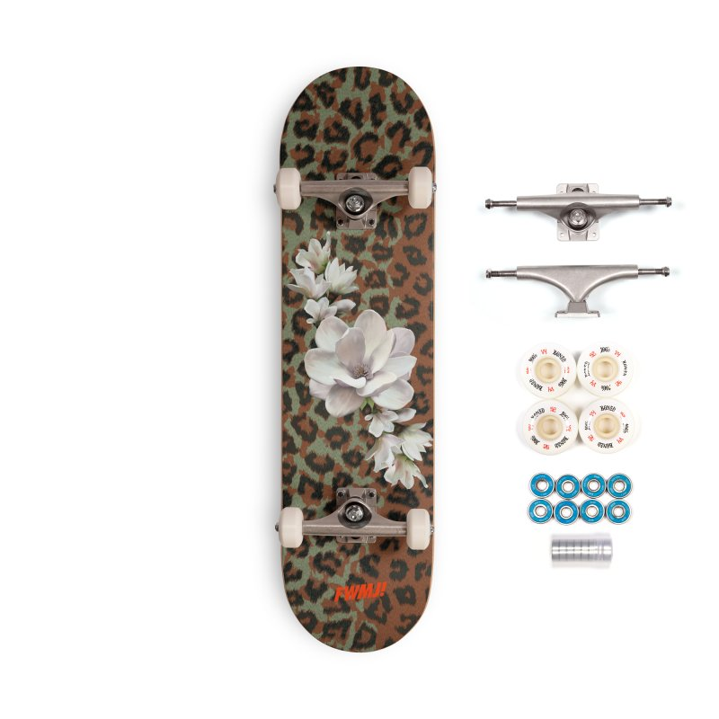 Rap Game Cat Lady № 1 Accessories Complete - Premium Skateboard by FWMJ's Shop