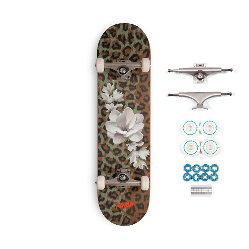 Rap Game Cat Lady № 1 Accessories Skateboard by FWMJ's Shop