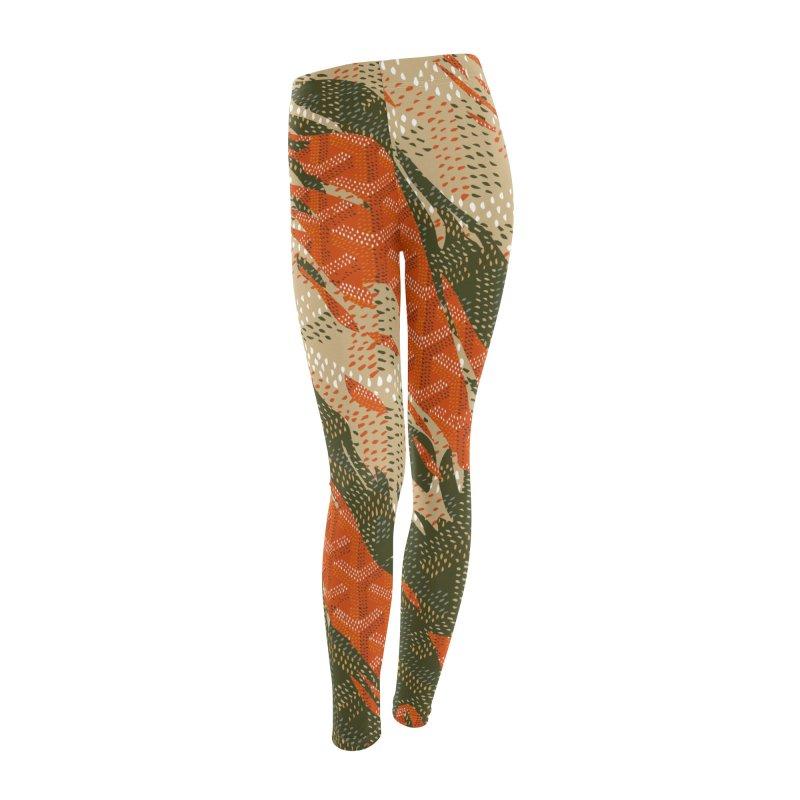 New 'Yard Camo AW19 Women's Leggings Bottoms by FWMJ's Shop