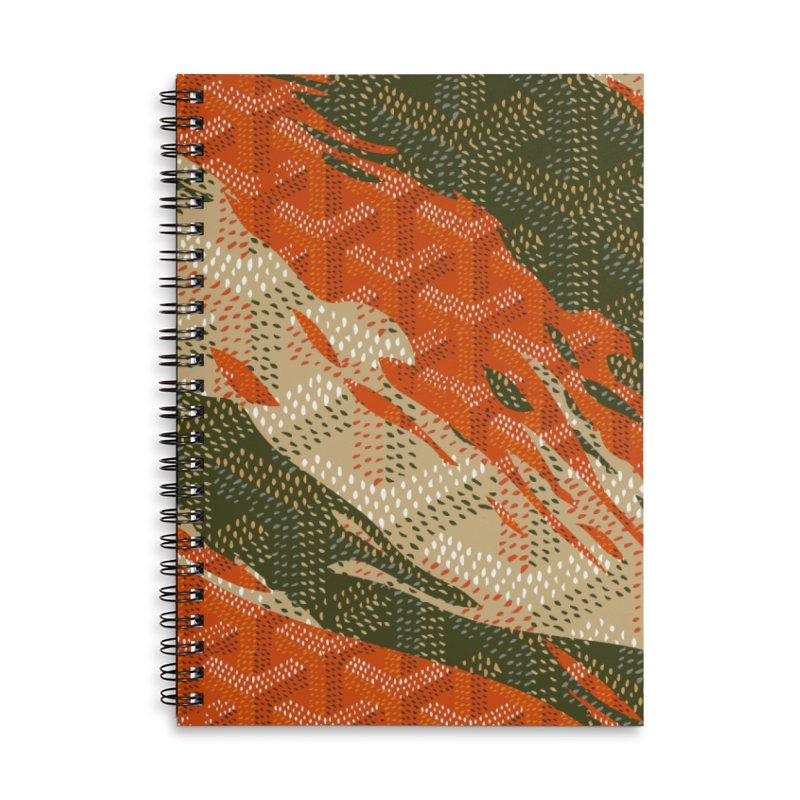 New 'Yard Camo AW19 Accessories Lined Spiral Notebook by FWMJ's Shop