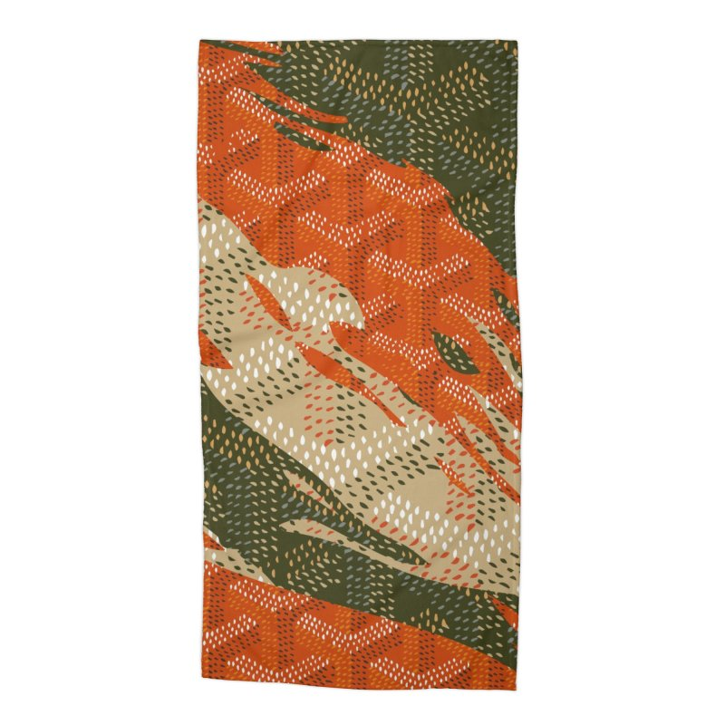 New 'Yard Camo AW19 Accessories Beach Towel by FWMJ's Shop