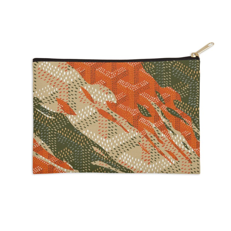New 'Yard Camo AW19 Accessories Zip Pouch by FWMJ's Shop