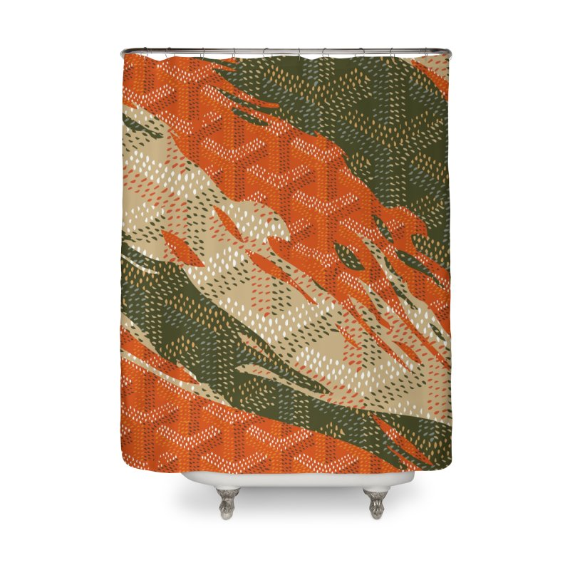 New 'Yard Camo AW19 Home Shower Curtain by FWMJ's Shop
