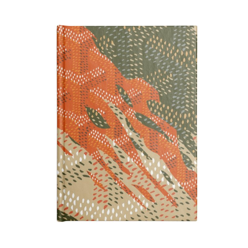 New 'Yard Camo AW19 Accessories Blank Journal Notebook by FWMJ's Shop