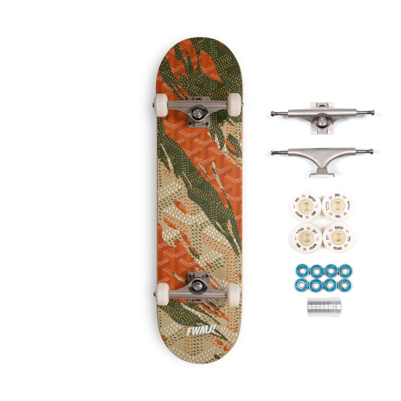 New 'Yard Camo AW19 Accessories Complete - Premium Skateboard by FWMJ's Shop