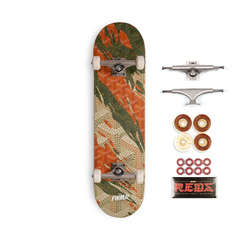 New 'Yard Camo AW19 Accessories Skateboard by FWMJ's Shop