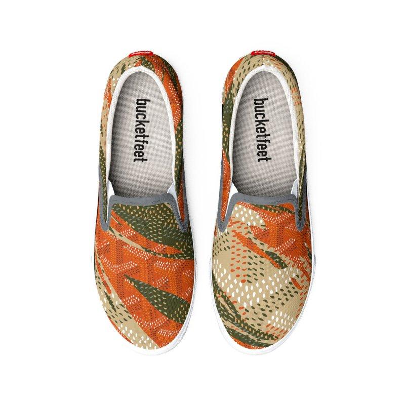 New 'Yard Camo AW19 Women's Shoes by FWMJ's Shop