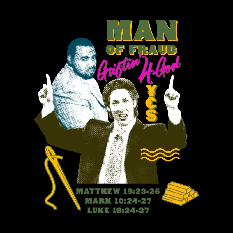Man of Fraud Men's T-Shirt by FWMJ's Shop