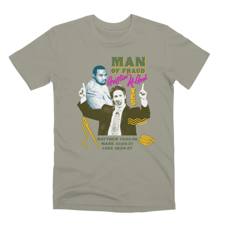 Man of Fraud Men's Premium T-Shirt by FWMJ's Shop