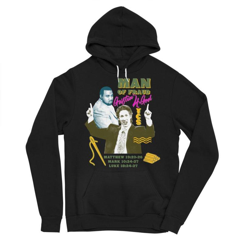 Man of Fraud Men's Sponge Fleece Pullover Hoody by FWMJ's Shop