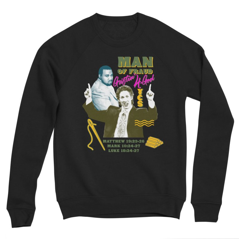Man of Fraud Men's Sponge Fleece Sweatshirt by FWMJ's Shop