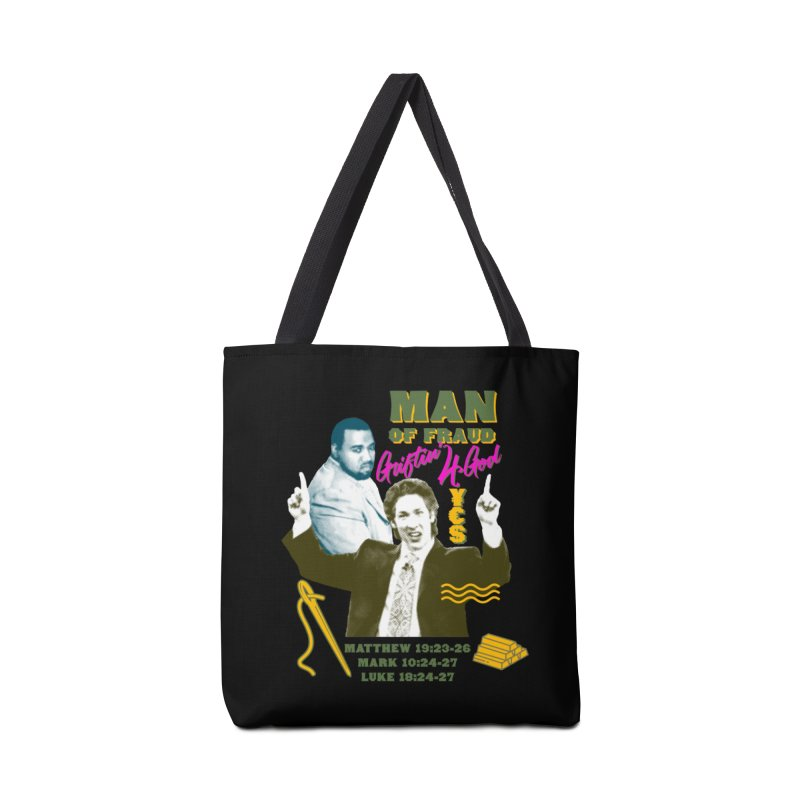 Man of Fraud Accessories Tote Bag Bag by FWMJ's Shop