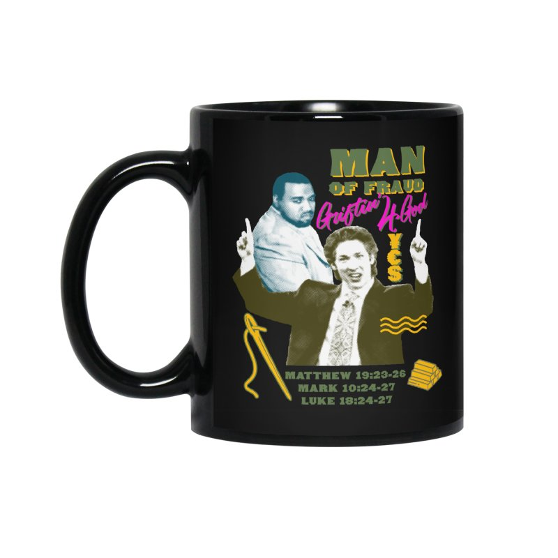 Man of Fraud Accessories Standard Mug by FWMJ's Shop