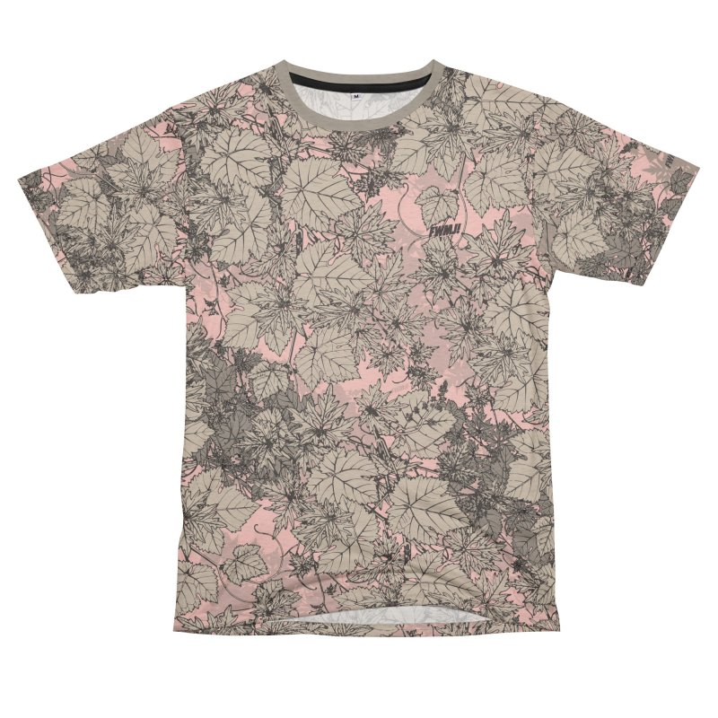 AW19 № 1 Men's French Terry T-Shirt Cut & Sew by FWMJ's Shop