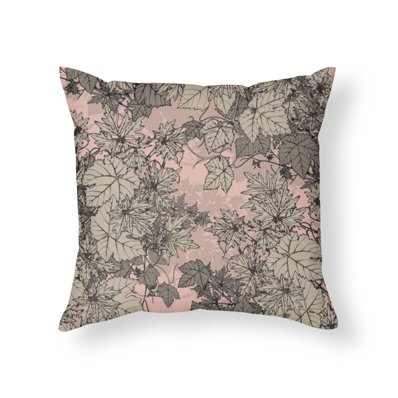 AW19 № 1 Home Throw Pillow by FWMJ's Shop
