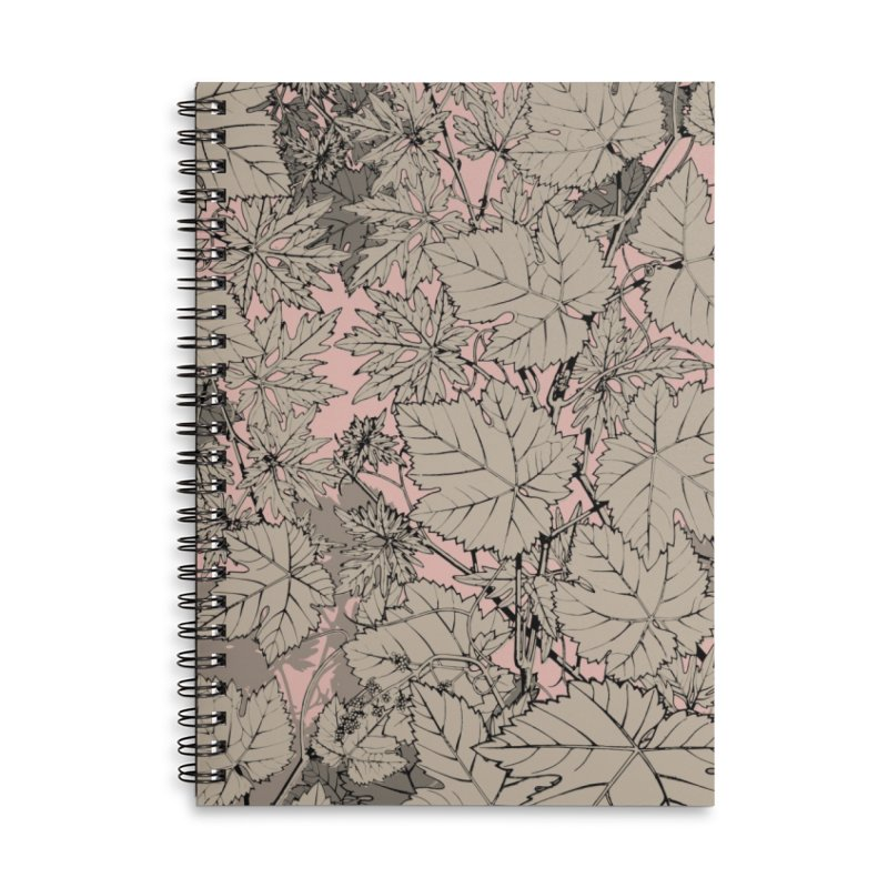 AW19 № 1 Accessories Lined Spiral Notebook by FWMJ's Shop