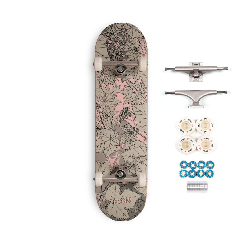 AW19 № 1 Accessories Complete - Premium Skateboard by FWMJ's Shop