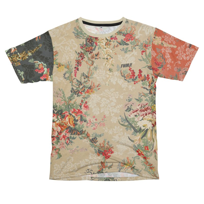 AW19 № 2 Women's Unisex French Terry T-Shirt Cut & Sew by FWMJ's Shop