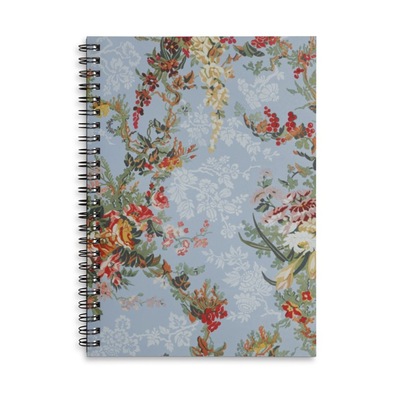 AW19 № 2 Accessories Lined Spiral Notebook by FWMJ's Shop
