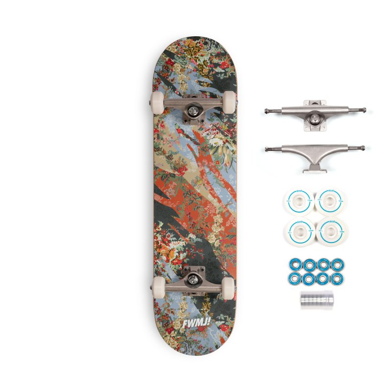 AW19 № 2 Accessories Complete - Basic Skateboard by FWMJ's Shop
